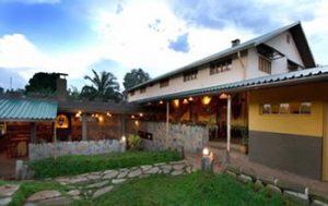 Mont Kahuzi hotel